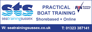 Sussex Sea Training logo