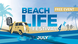 Beach Life event logo