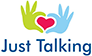 Just Talking logo